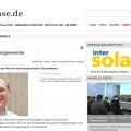 03.06.2014: Holger Laudeley – Ein Pionier für die Energiewende