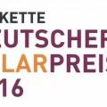 """01.11.2016: Henne-Haus erhält Plakette """"Deutscher Solarpreis 2016"""""""