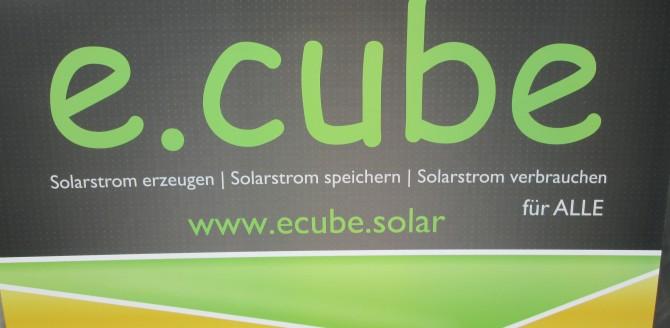 Solarstrom erzeugen, Solarstrom speichern, Solarstrom verbrauchen – für ALLE